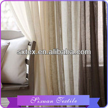 Famous Brand 10 years experience Waterproof curtain for hotel