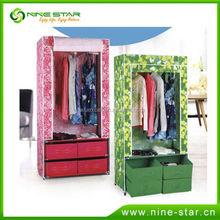 HOT SALE custom design wardrobe storage closet for sale