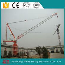 QTD300 6037 60m Luffing Jib Traveling Tower Crane