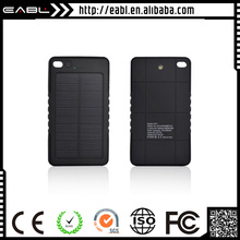 2015 products innovative solar power bank charger for smartphone
