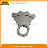 Auto Parts Steel Metal Iron Silver Casting