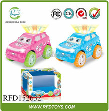 Children electric toy car interesting dancing car with 3d light,car electric