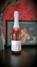Rose Sparkling Wine 10% from 1,20 eur/bottle OEM FREE
