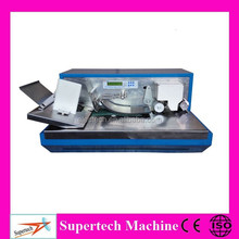 Automatic Stainless Steel Postal Franking Machine, Post Stamp Canceling Machine