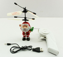 Manufacture remote control helicopter 2015 hot sales Santa helicopter