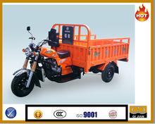 Heavy duty 250cc oil cooling three wheel mini truck