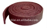 roll scouring pad