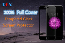 best selling full cover Ultra Clear Tempered Glass Screen Protector For Iphone 4 4s 5