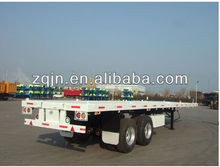 2 axles container chassis