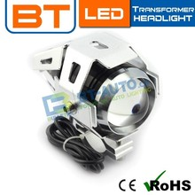 New 360 Degree Big Power Fan 6500rpm Led Headlights Relay For Motorcycle