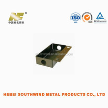 Customized The Finish Sheet Metal Fabrication Services Professional Factory In China