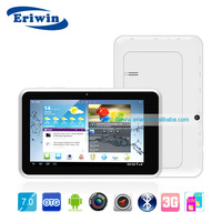 double SIM ZX-MD7003 dual core 2camera android 1G+8G 7 inch mtk 8377 tablet pc