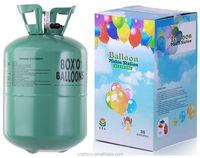 cheap price pure helium with hulium tank