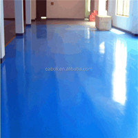 Caboli anti-static warehouse color sand epoxy floor coating