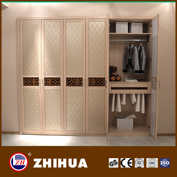Iso 9001 and ce approved contemporary wooden almirah for Wooden almirah design images