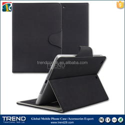for ipad mini snow pattern leather case