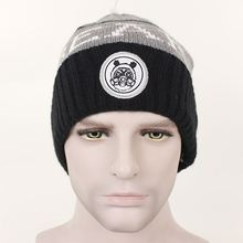 ski beanie cap/custom beanie acrylic knitted cap/beanie cap winter ski hat