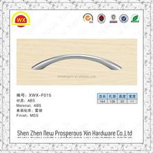 XWX-F015 Modern Door Cupboard Cabinet Desk Drawer Plastic Bow Shape Pull Handle Knob