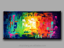 New arrival wholesale abstract painting canvas