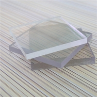 Wholesale products solid flat polycarbonate sheet,Roofing light sheet and sunshade for office building