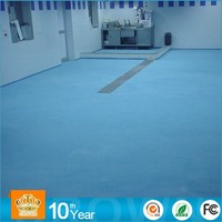 Solvent Based Scratch Resistant color sand epoxy floor coating
