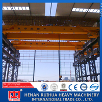 20 ton new condition double girder workshop overhead crane
