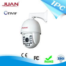 """1080P Onvif PTZ IP Camera High Speed Dome IP Camera 2MP Real time Waterproof IP66 with 1/2.9"""" CMOS Senser"""