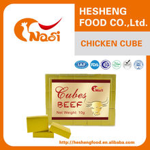 Nasi 100% natural health beef stock cube for sale