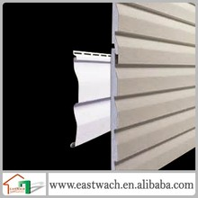 Decorative Exterior Wall Panels PVC Vinyl Clapboard Siding