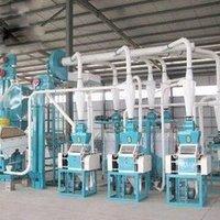 Wheat Grinding Machine Price/China Manufacture Maize /Corn Flour Mill