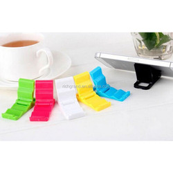 Colorful Universal Foldable Mini Cell Phone Stand Holder for HTC for iPhone for Samsung