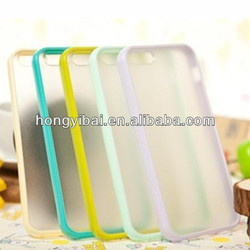 Jelly case for iphone 5 soft tpu