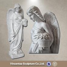 High quality church religion marble angel statues australia