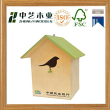 home and garden decor antique wooden bird house bird cage on sale