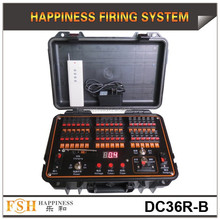 36 channels fireworks firing system,wire & wireless remote control fireworks system, Liuyang pyrotechnic fire System (DC36R-B)