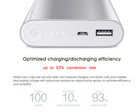 Зарядное устройство xiaomi 10400mAh Powerbank xiaomi iphone Samsung HTC XIAO-099