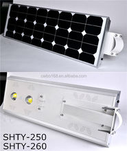 New Design all in one solar led street lamp with IP66
