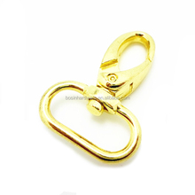 Fashion High Quality Metal Brass Bag Snap Hook Buckle