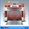2015 Amazing product car prep booth/car painting box/powder booth used