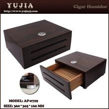 Guangzhou luxury Wooden cigar boxes manufacturer custom