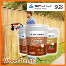 China building materials water based wood paint