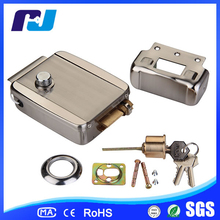 Fashion Metal Safe Door Lock Swing Gate Electric Lock