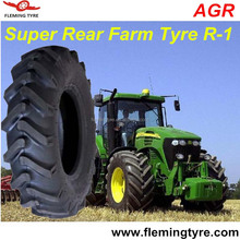 China Radial Agricultural Tire 480/70R34 480/70R38 580/70R38 farm tractor tyre AG-R1