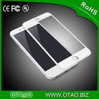 Perfect fit for iphone 6/6 plus 3D curved full cover for privacy tempered glass screen protector
