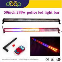 Car Emergency Colored LED Light,Traffic Advisor Flash Strobe Warning Color LED Light Bar For Police Car
