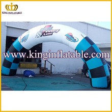Cheap 8m Inflatable Start Arch For Sport Racing Event, Arch Door Inflatable Advertisement