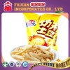 60g halal hollow potato french fries chips snack