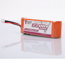 JENTC 3S 11.1V 35C 2200mAh rechargeable RC lipo battery for helicopter