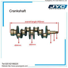 For CY4102BZLQ 4102BZL-H5.03.01 billet crankshaft