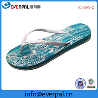 Latest Design Slipper Sandal Beach Wolesale Women Slipper Shoes
